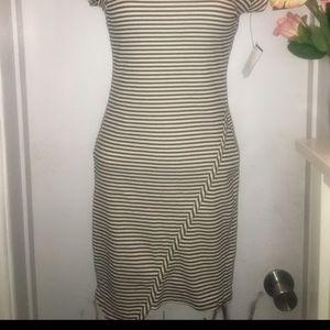 Black Bead Dresses - Dress